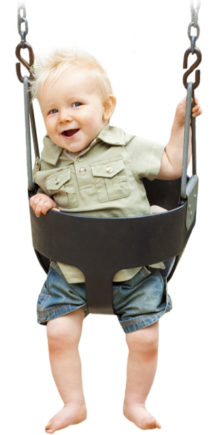 Emergencies Page Child in Swing