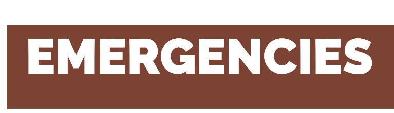 Emergencies Headline